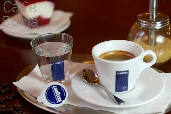 CafeSonia: Expresso