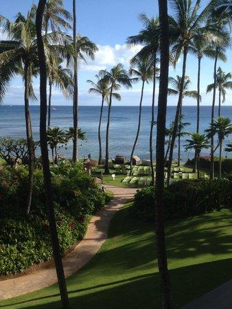 Hyatt Regency Maui Resort and Spa: Stunning grounds