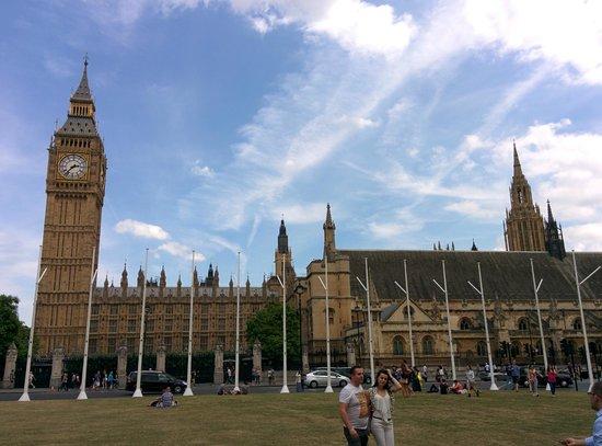 Londra Culturale: westminster