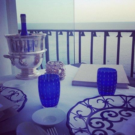 Hotel Villa Franca: Dinner