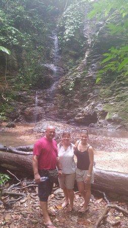 Khlong Chak Waterfall: Waterfall