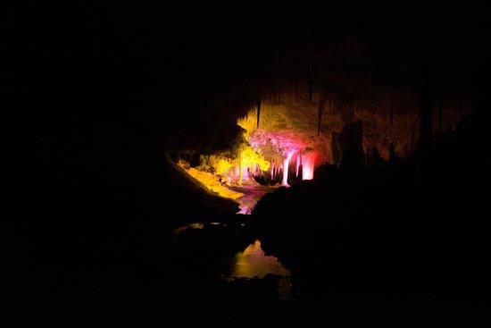 Lake Cave: the Dragon