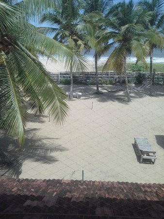 Alleppey Beach Resorts : View from Balacony