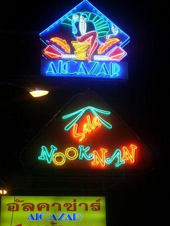 Alcazar Cabaret : альказар