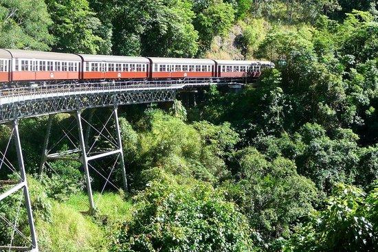 Kuranda Scenic Railway : The Train