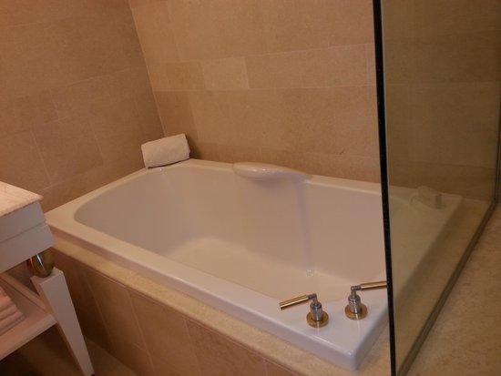Wynn Las Vegas : Bubble bath time
