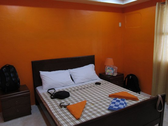 Cebu Dive Centre: Decent accomodations