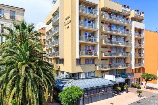 Quality Hotel Mediterranee Menton Méditerranée