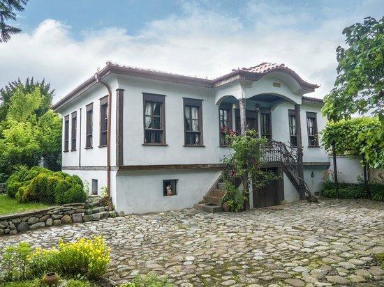 Pavel Banya, Bulgaria: Dzhananova house