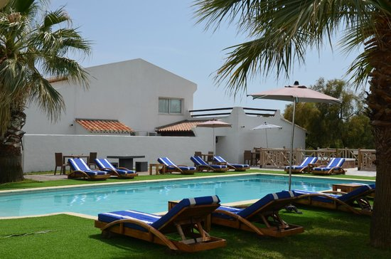 Hotel Mangio Fango: Pool