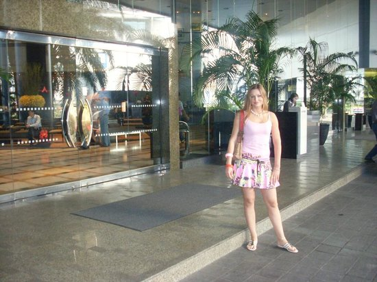 Amari Watergate Bangkok : файе