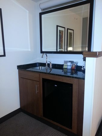 Hyatt Place Denver Airport : Nice Amenties