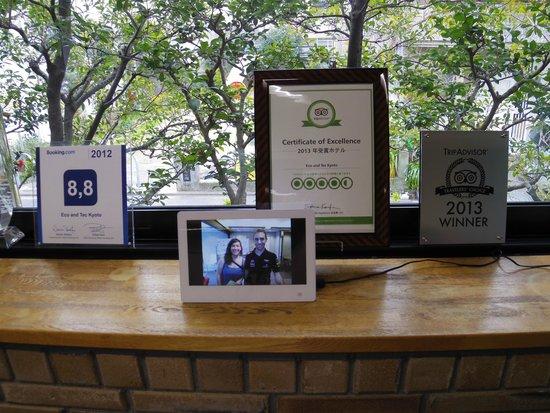 Eco and Tec Kyoto : 多旅遊網站評比