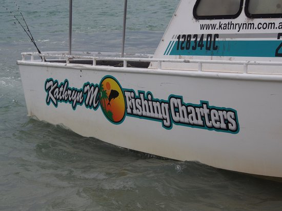 Kathryn M Fishing Charters