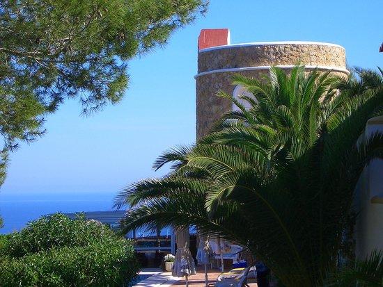 Can Mirador Ibiza: Torre