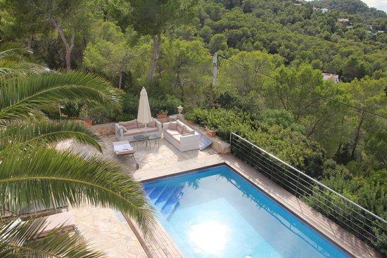 Can Mirador Ibiza: Pool