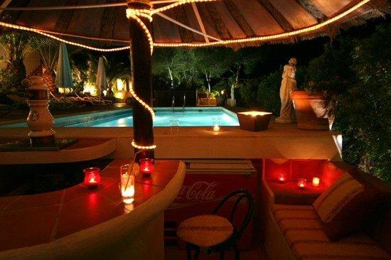 Can Mirador Ibiza: Bar