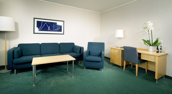 Quality Hotel Alexandra: Guest rooms