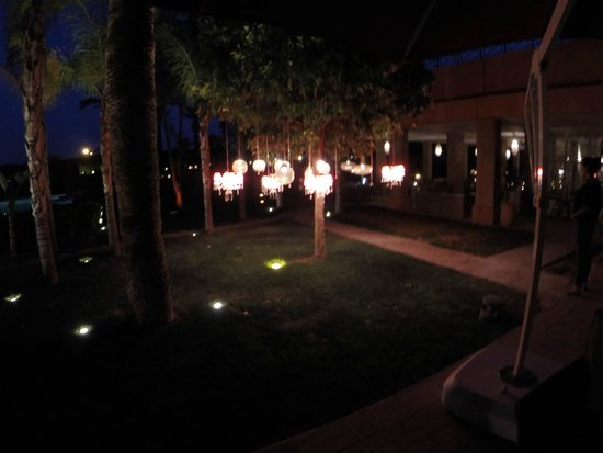 Sofitel Marrakech Lounge and Spa : Rest