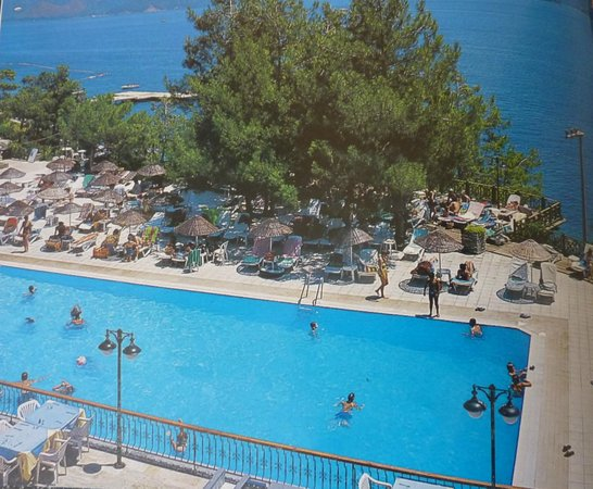 Marmaris Park: view from dining room