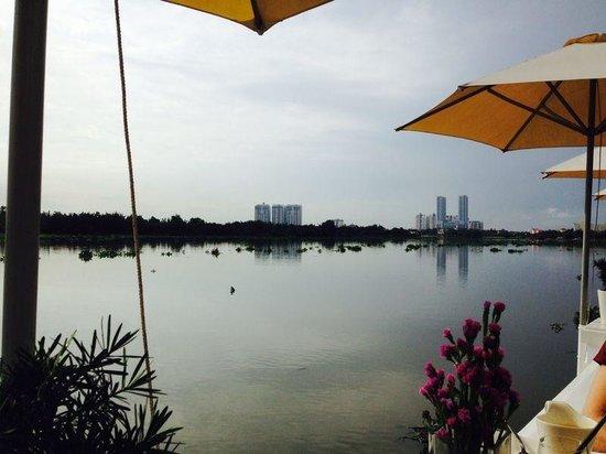 Villa Song Saigon : Beautiful Saigon Setting