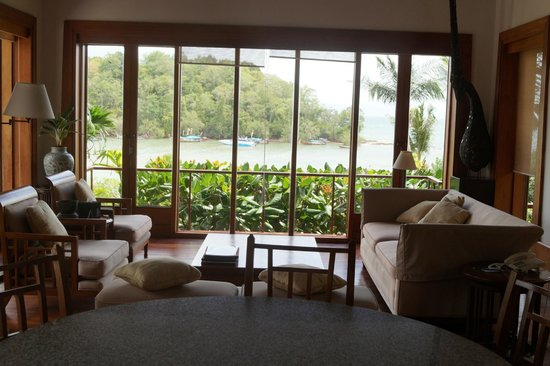 Nakamanda Resort & Spa: Living Room