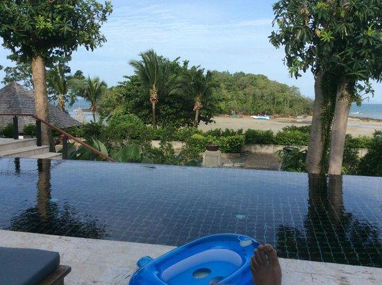 Nakamanda Resort & Spa: View from Room