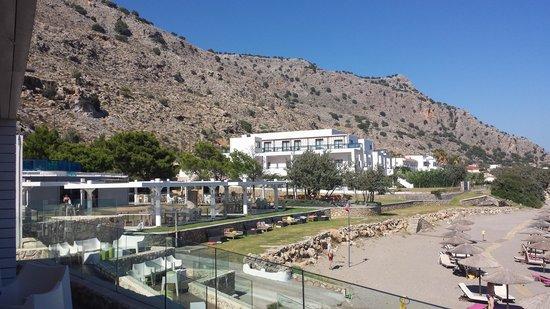 Sunrise Hotel: une partie de la Playa