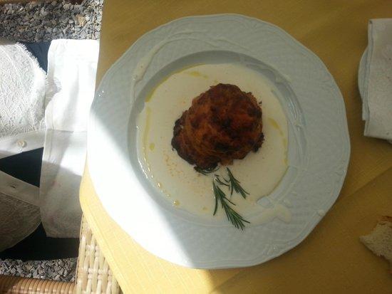 Locanda Casariccio : Lasagnette al ragù di chianina