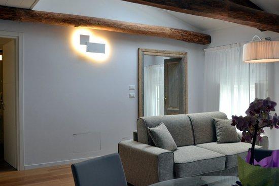 Piazza Vittorio Suites : Salotto Suites