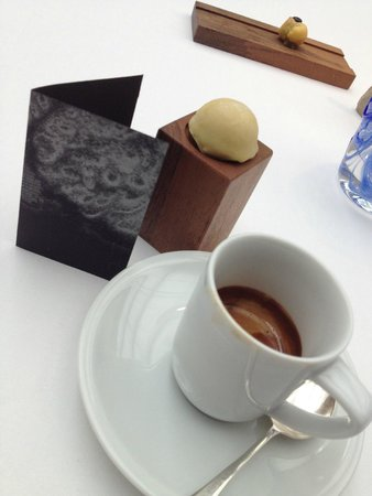 Antica Osteria Cera : Caffè