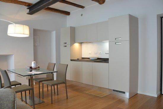 Piazza Vittorio Suites : Cucina Suites