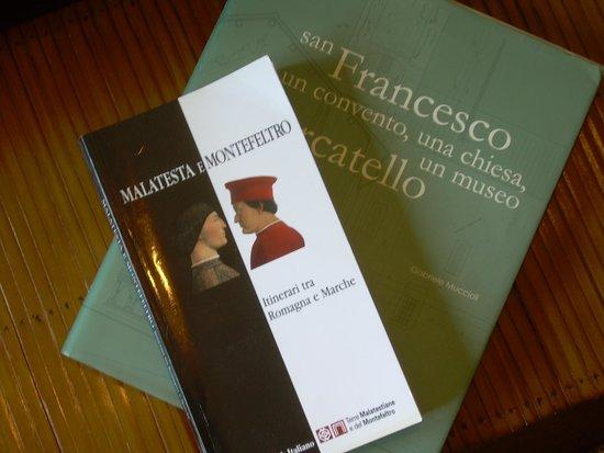 Casa Balducci Bed & Breakfast: The tourist books
