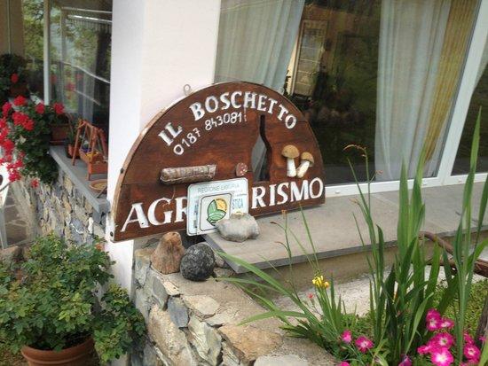 Varese Ligure, Italy: Il boschetto
