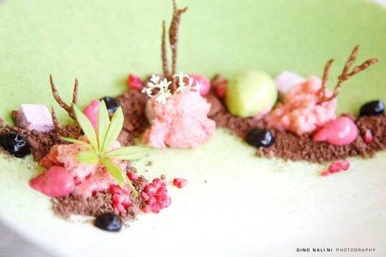 Castel Fragsburg: Dessert !