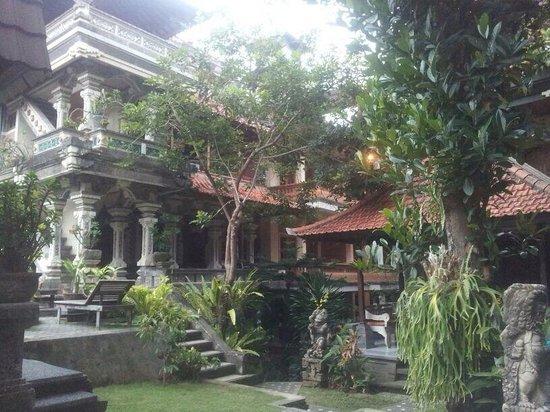 Sania's House Bungalows: Unterkunft