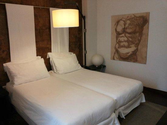 Hotel Porto Trindade: camera