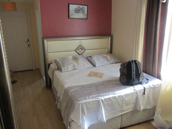 Sirma Sultan Hotel Istanbul: Комната (самая экономная)