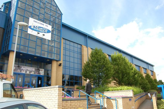 Fenton Manor Sports Complex