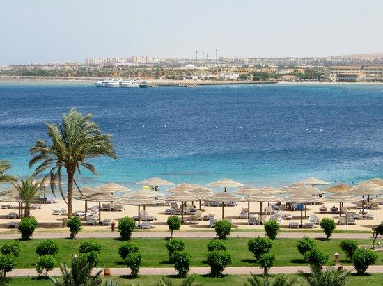 Fort Arabesque Resort, Spa & Villas : von meinem Zimmer :)