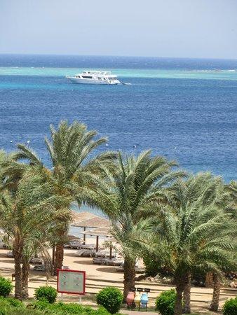 Fort Arabesque Resort, Spa & Villas: Blick zum Strand