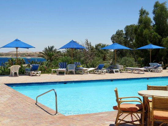 Fort Arabesque Resort, Spa & Villas: Pool beim Westwing (4 Pools insgesamt)