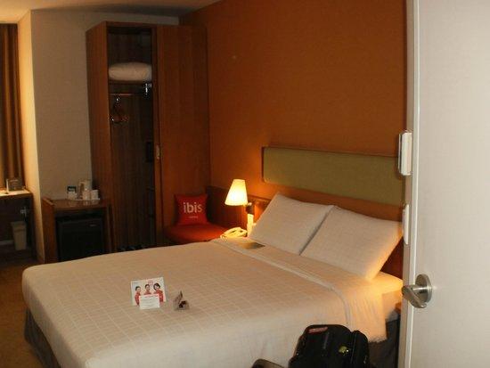 ibis Ambassador Seoul Myeongdong : Double Bed Room