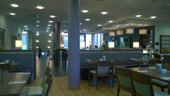 Holiday Inn Express Baden-Baden: ресепшн