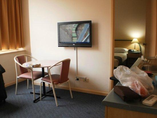 Adelaide Riviera Hotel: Sitting Area