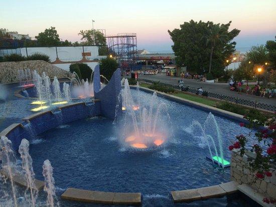 Tivoli World: Nice looking area