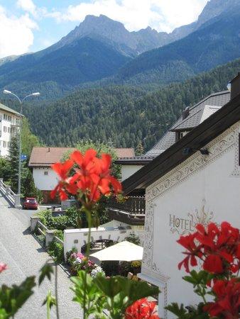 Hotel Conrad Scuol: Хороший отель