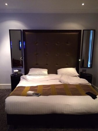 Washington Mayfair Hotel: Bed