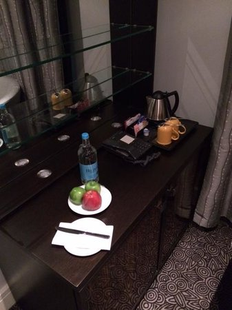 Washington Mayfair Hotel : Sitting area