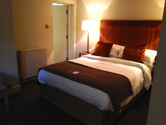 Hawkwell House Hotel: Room 412 Elm House